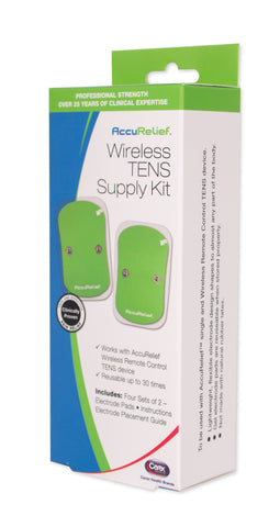accurelief wireless supply kit