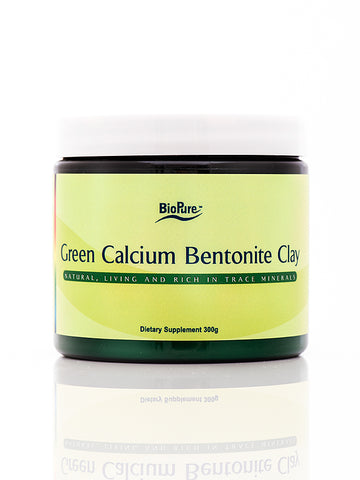 BioPure Green Calcium Bentonite Clay 300g