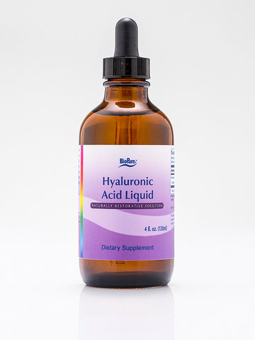 Hyaluronic Acid offers cushioning, lubrication, and flexibility in our bodies.