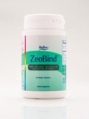 ZeoBind - aids in removing the body of heavy metals