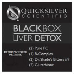Quicksilver Scientific Black Box (4-wk)