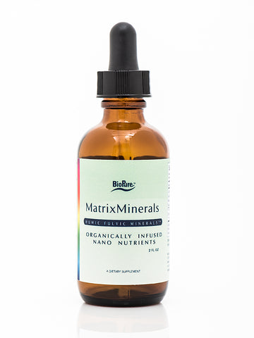 BioPure Matrix Minerals Concentrate 2 fl oz