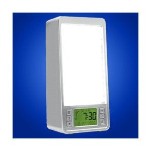Morning Sunrise SRS320 Dawn Simulator and 10000 lux Light Therapy Device