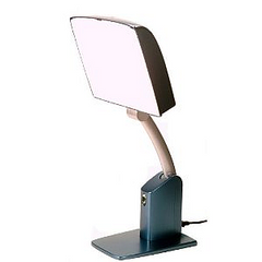 Carex Up-lift Daylight DL2000 Sky 10,000 lux Bright Light Therapy Box