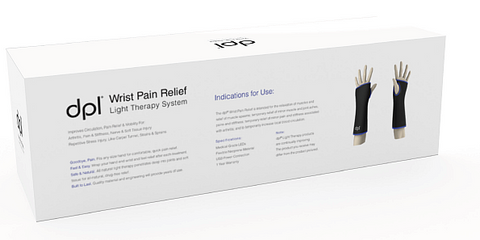 dpl® Wrist Pain Relief by Revive Light Therapy