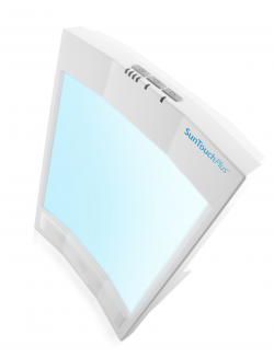 Sun Touch Plus 10 000 Lux And Negative Ion Light Therapy