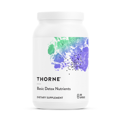 Image of Thorne Research Basic Detox Nutrients