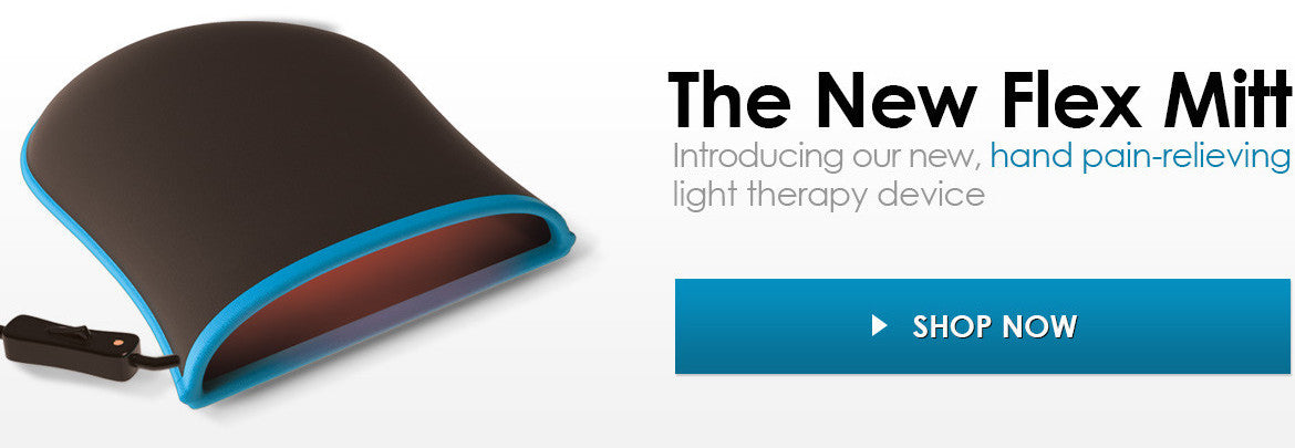 arthritis, pain relief, carpal tunnel, nerve injury, stiffness, led light, red light, infrared light, repetitive nerve