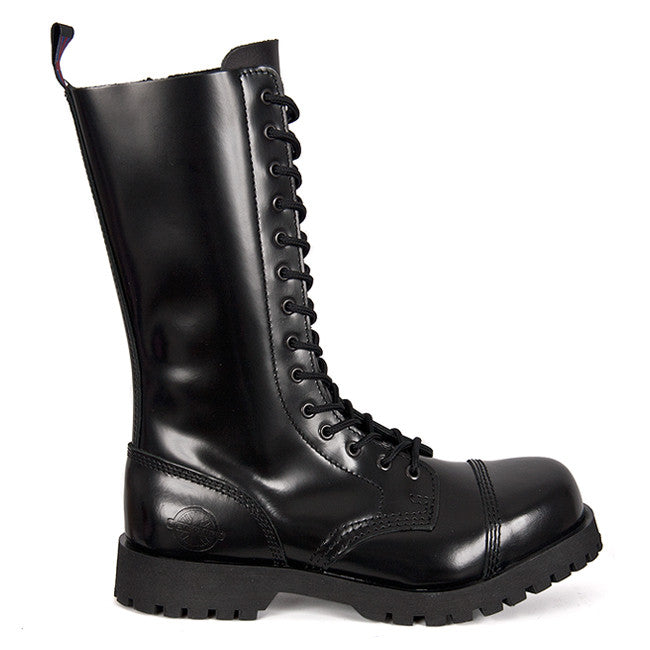 NEVERMIND 14-Eye Combat Boots
