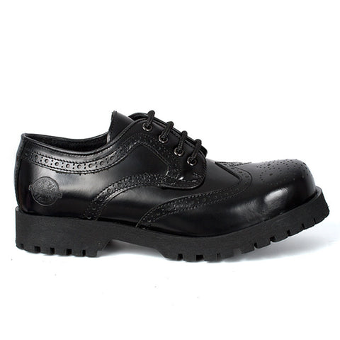 NEVERMIND 4-Eye Wingtip Oxford Shoes