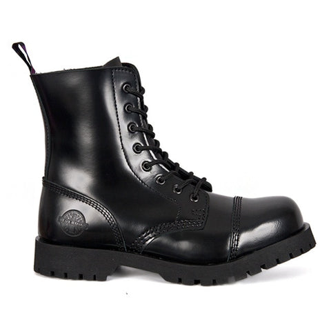 NEVERMIND 8-Eye Combat Boots
