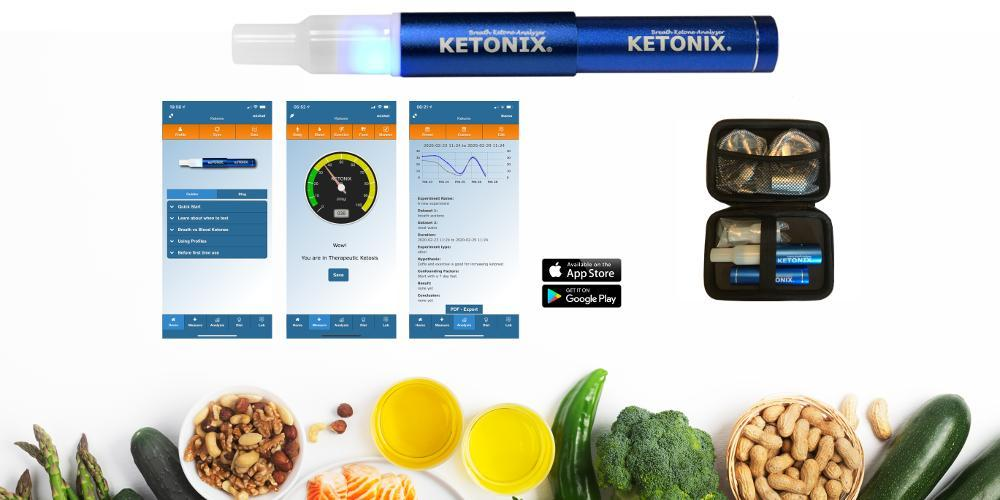 Ketonix New Software Release 2.0
