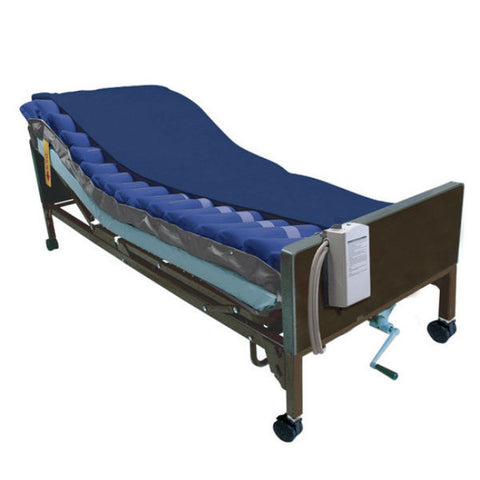 "Alternating Pressure Mattress System, 8"" - EZMEDx Medical Supply"