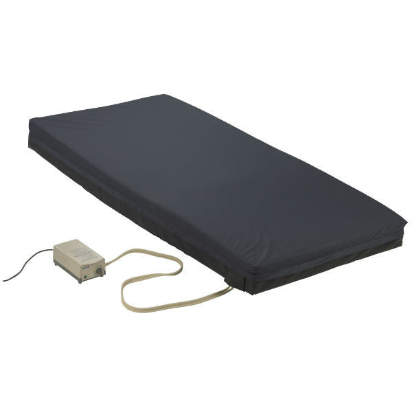 "Balanced Aire Powered Alternating Pressure Air/Foam Mattress, 35"" Width - EZMEDx Medical Supply"