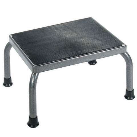 Footstool with Non Skid Rubber Platform - EZMEDx Medical Supply  - 1