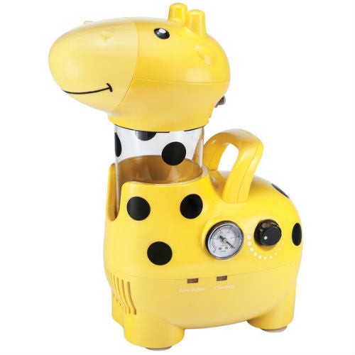 Giraffe Pediatric Suction Machine - EZMEDx Medical Supply