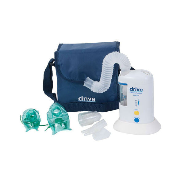 Hercules Beetle Portable Ultrasonic Nebulizer - EZMEDx Medical Supply