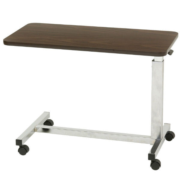 Low Height Overbed Table - EZMEDx Medical Supply