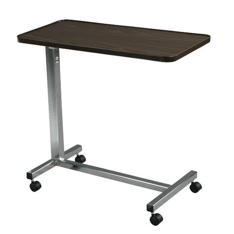 Non Tilt Top Overbed Table - EZMEDx Medical Supply  - 1