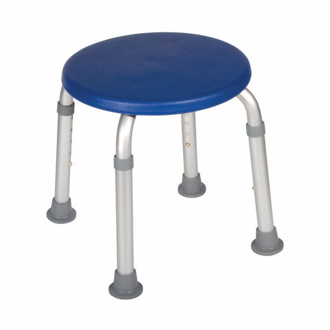 Adjustable Height Bath Stool - EZMEDx Medical Supply  - 1