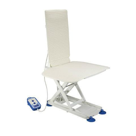 AquaJoy Premier Plus Reclining Bathlift - EZMEDx Medical Supply