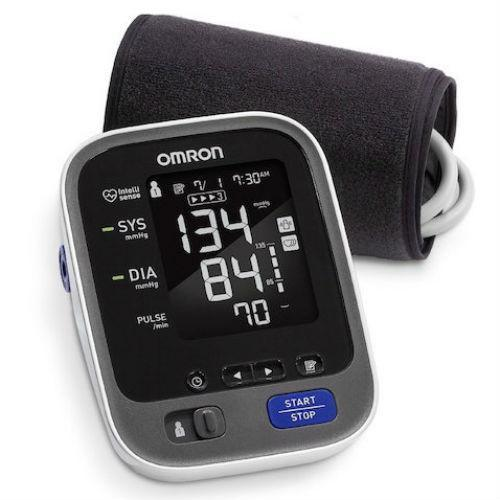 Omron 10 Series Wireless Upper Arm Blood Pressure Cuff, Monitor - EZMEDx Medical Supply  - 3