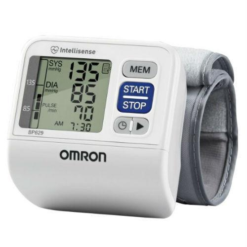 Omron 3 Series Wrist Blood Pressure Monitor - EZMEDx Medical Supply  - 1