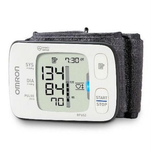 Omron 7 Series UltraSilent Wrist Blood Pressure Monitor - EZMEDx Medical Supply  - 1