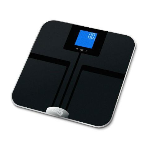 EatSmart Precision GetFit Digital Body Fat Scale with Auto Recognition Technology - EZMEDx Medical Supply  - 1