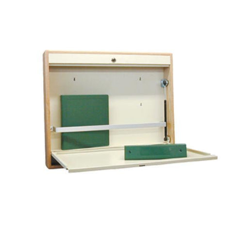 Elite Wall Desk Full Size Self - EZMEDx Medical Supply