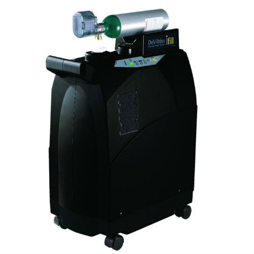 iFill Personal Oxygen Station - EZMEDx Medical Supply