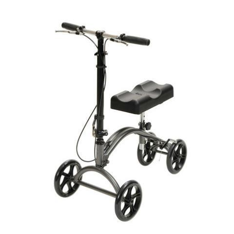 DV8 Steerable Aluminum Knee Walker - EZMEDx Medical Supply  - 1