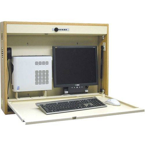 Omnimed Premier Informatics Work Station, Model 291455 - EZMEDx Medical Supply
