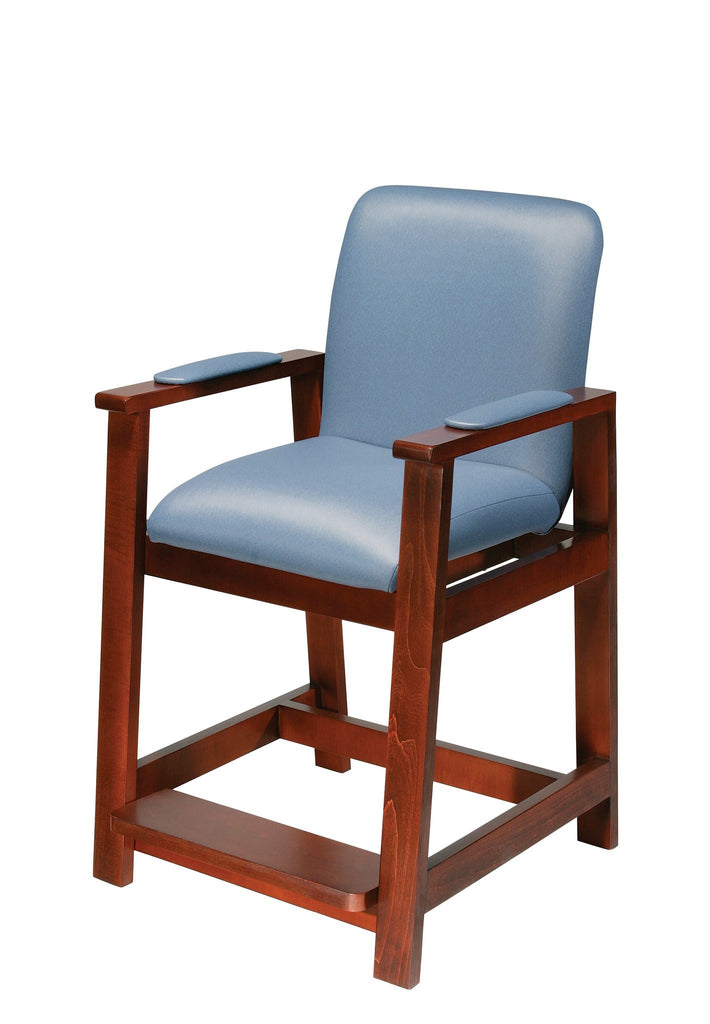 Wooden Hip High Chair - EZMEDx Medical Supply