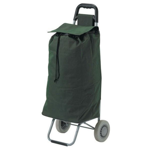 All Purpose Rolling Shopping Utility Cart - EZMEDx Medical Supply  - 1