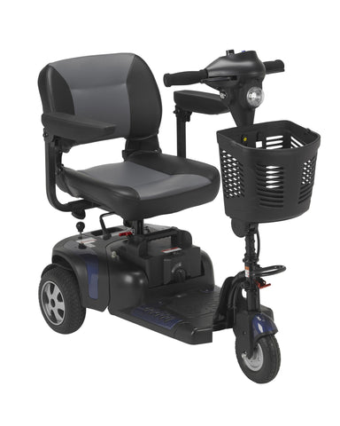 Phoenix Heavy Duty Power Scooter, 3 Wheel (PHOENIXHD3) - EZMEDx Medical Supply