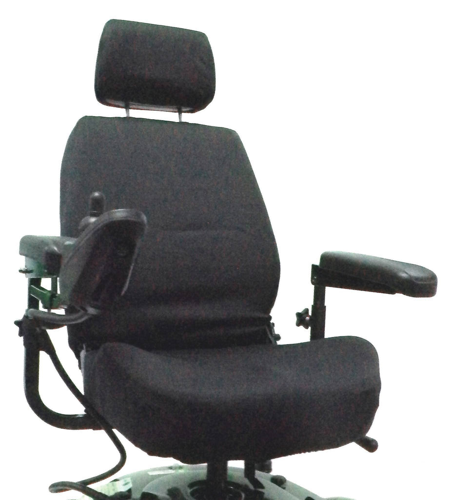 Power Chair or Scooter Captain Seat Cover - EZMEDx Medical Supply  - 1