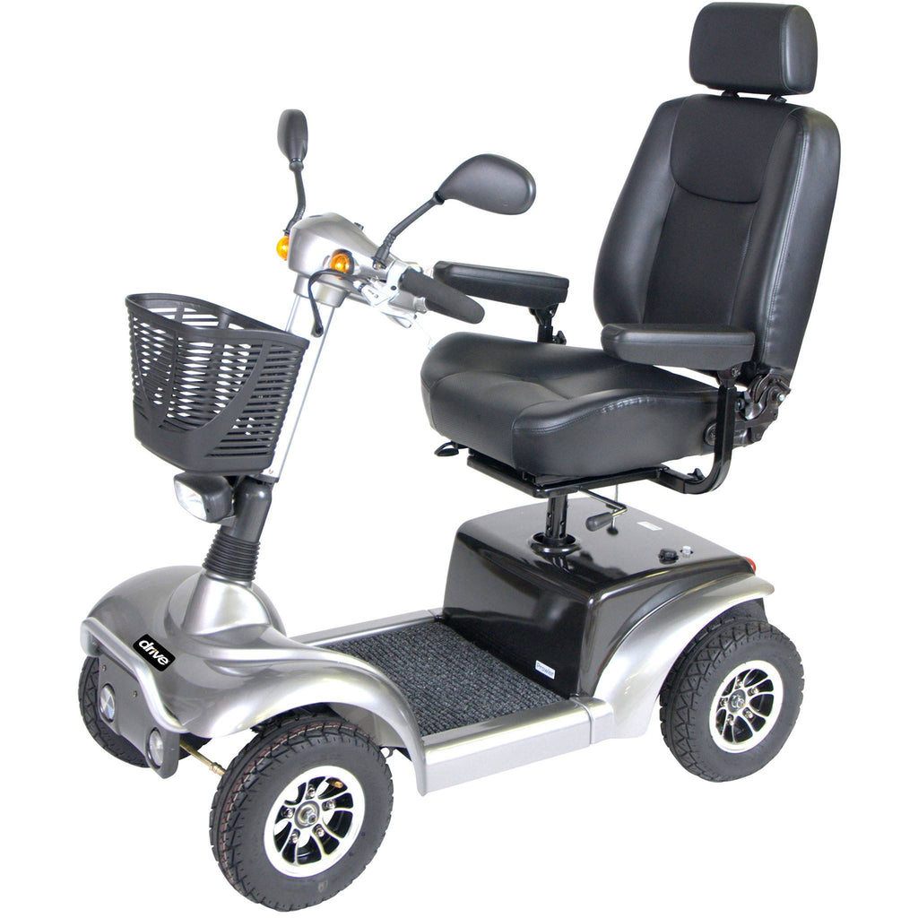 Prowler Mobility Scooter, 4 Wheel (PROWLER3410MG20CS) - EZMEDx Medical Supply  - 1