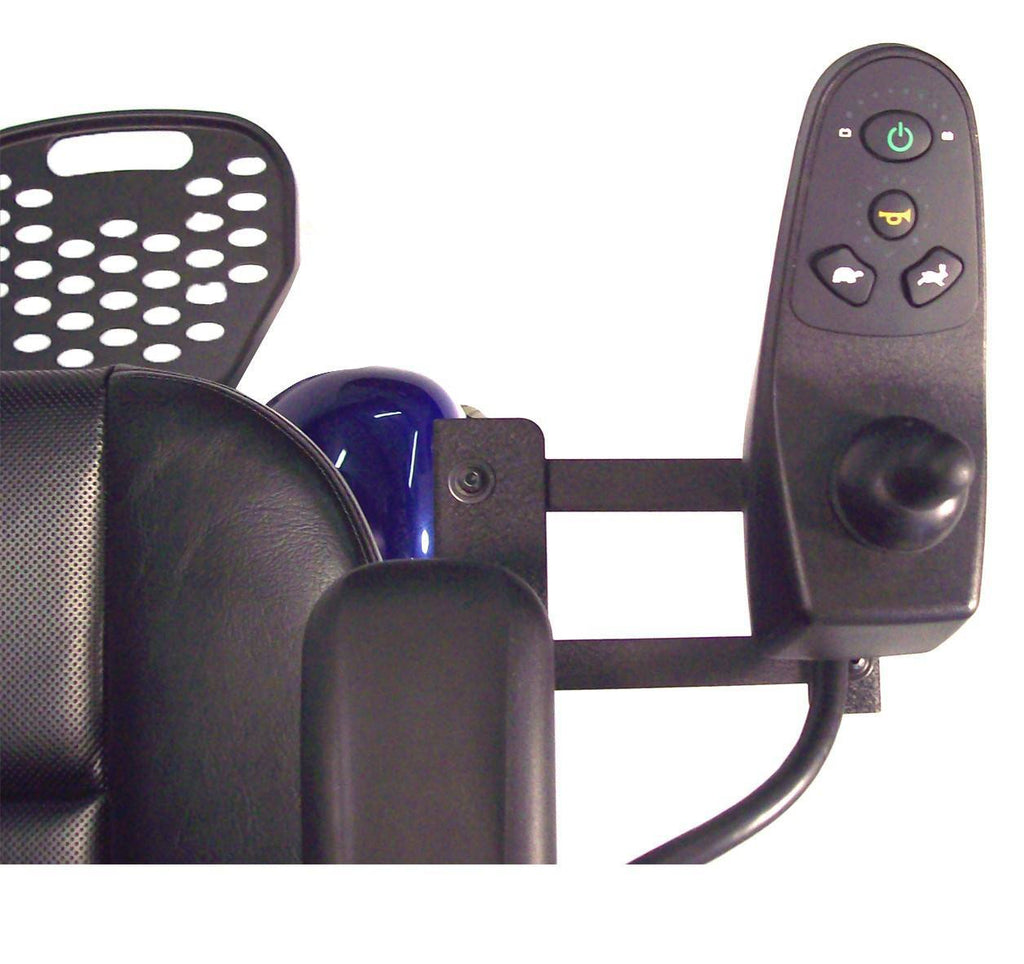 Swingaway Controller Arm For use with Trident Power Wheelchairs - EZMEDx Medical Supply