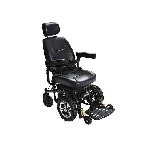 Trident Front Wheel Drive Power Chair - EZMEDx Medical Supply