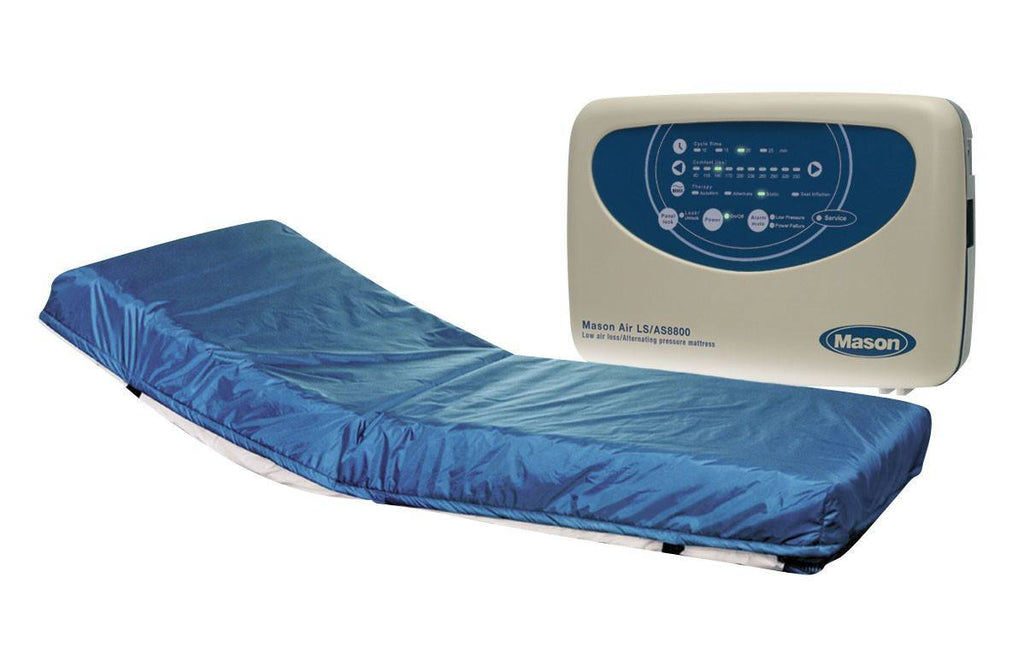 Masonair Alternating Pressure and Low Air Loss Mattress System - EZMEDx Medical Supply  - 3
