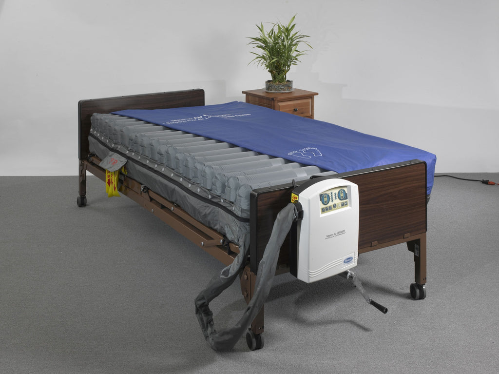 Masonair Low Air Mattress and Alternating Pressure Mattress System - EZMEDx Medical Supply  - 1