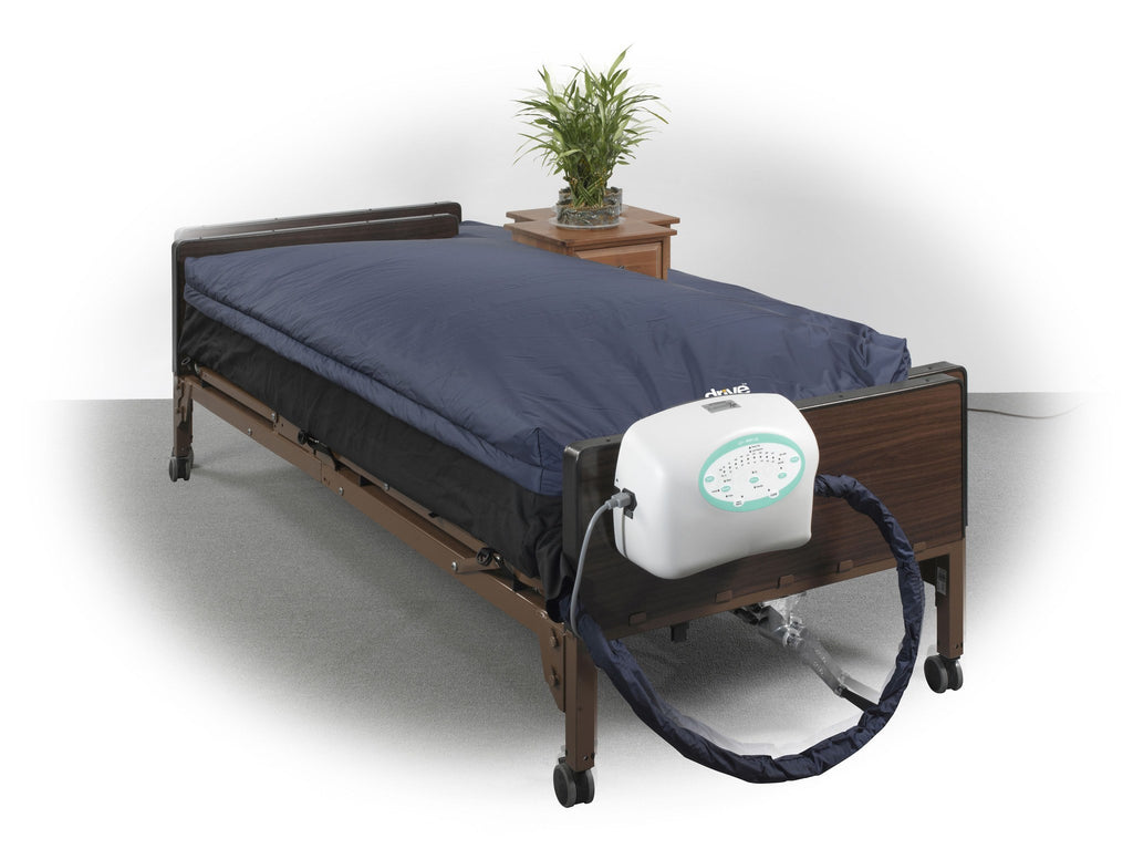 "True Low Air Loss Mattress System with Pulsation, 10"" - EZMEDx Medical Supply"