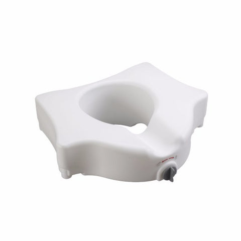Elevated Toilet Seat without Arms - EZMEDx Medical Supply