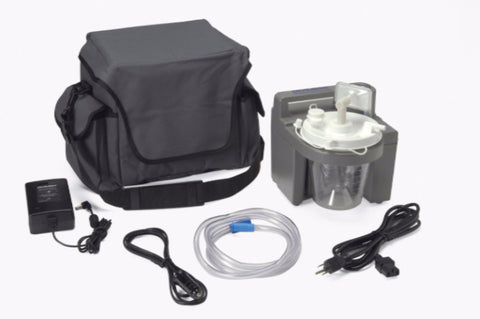 7305 Series Homecare Suction Unit - EZMEDx Medical Supply  - 1
