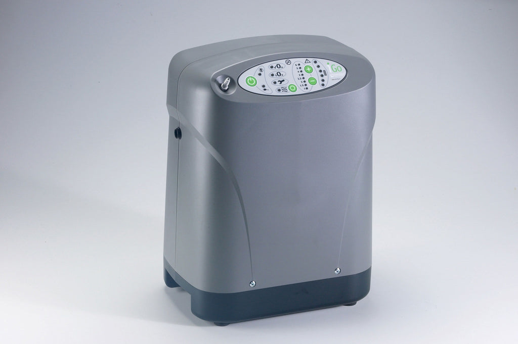 iGo Portable Oxygen Concentrator, 306ds - EZMEDx Medical Supply