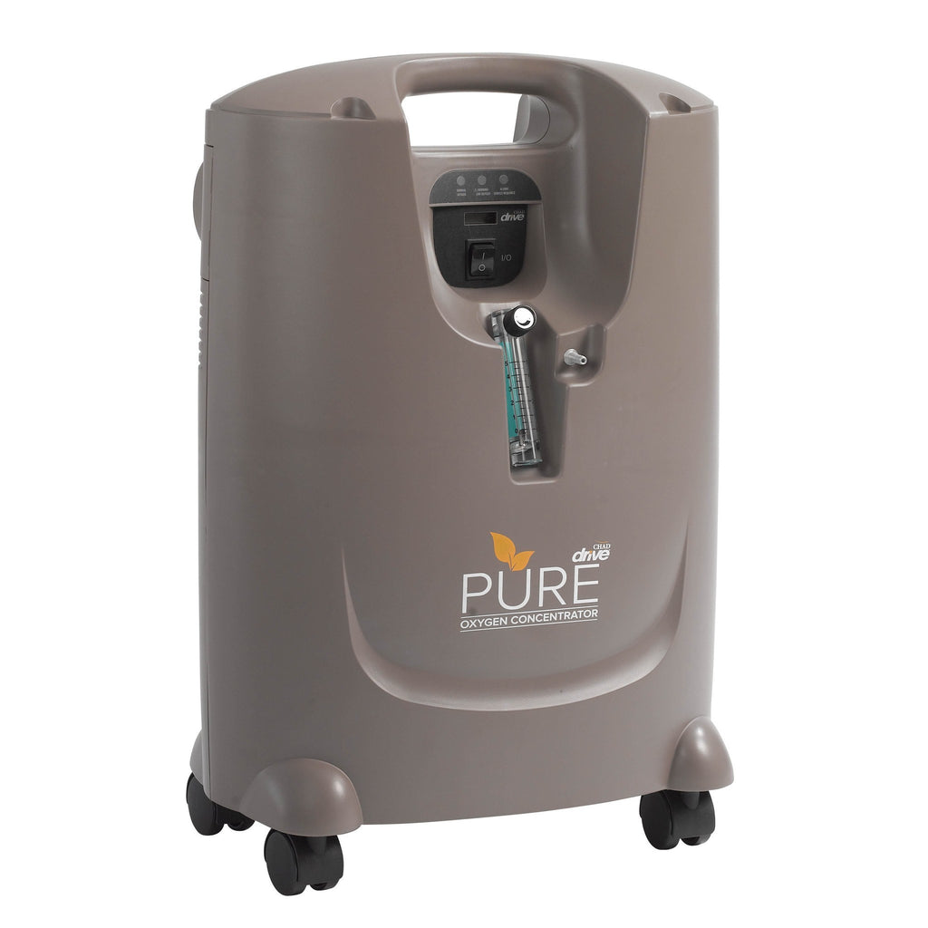 Pure Oxygen Concentrator - EZMEDx Medical Supply  - 1