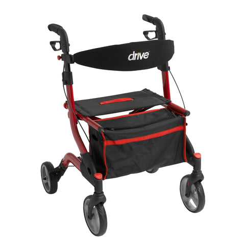 iWalker Euro Style Rollator - EZMEDx Medical Supply  - 1