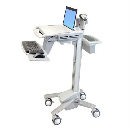 Ergotron StyleView EMR Laptop Cart (SV41-6100-0) - EZMEDx Medical Supply  - 1