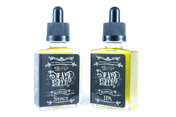 Beard Beer Beard Oil